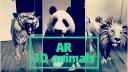 AR 3D animals
