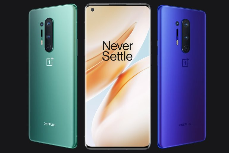 OnePlus 8 and OnePlus 8 Pro updates