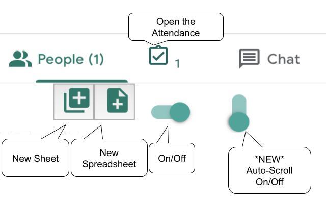 Extensión de Chrome de asistencia de Google Meet