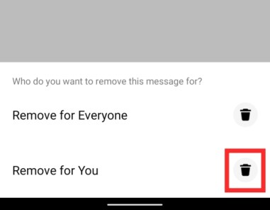 delete messages on Messenger phone-6-a-a