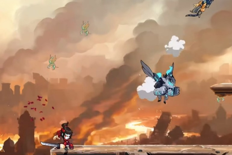 Brawlhalla Mobile Review