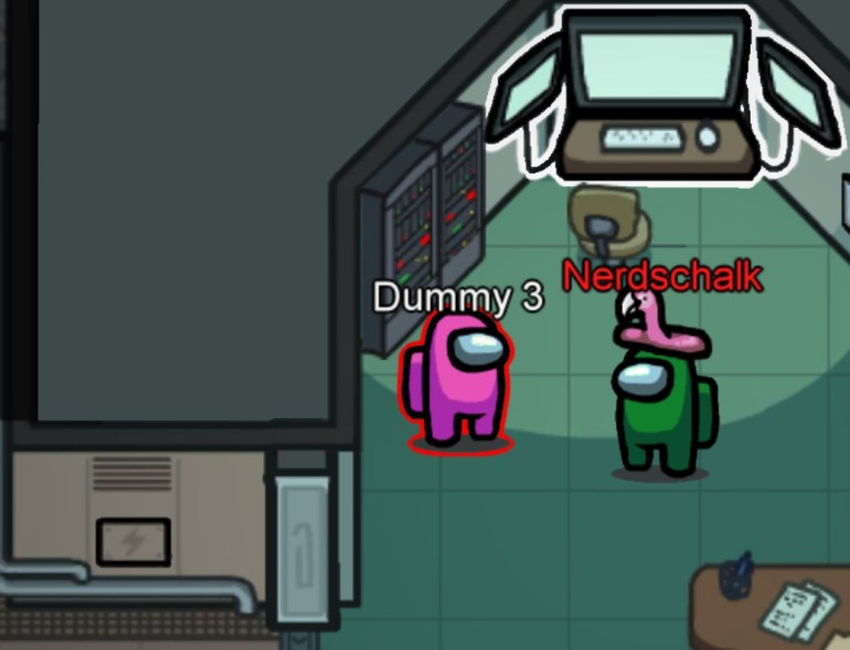 Among Us Dummy