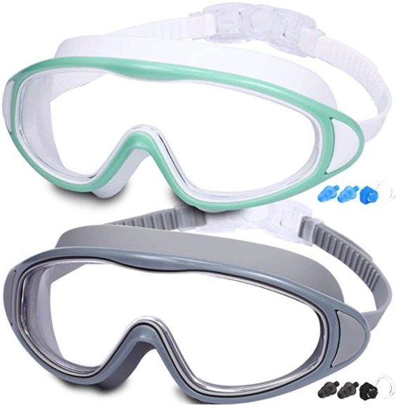 Among Us Halloween Costume Swimming Goggles