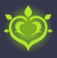 Genshin Impact Elemental Combos Dendro Symbol