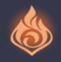 Genshin Impact Elemental Combos Pyro Symbol