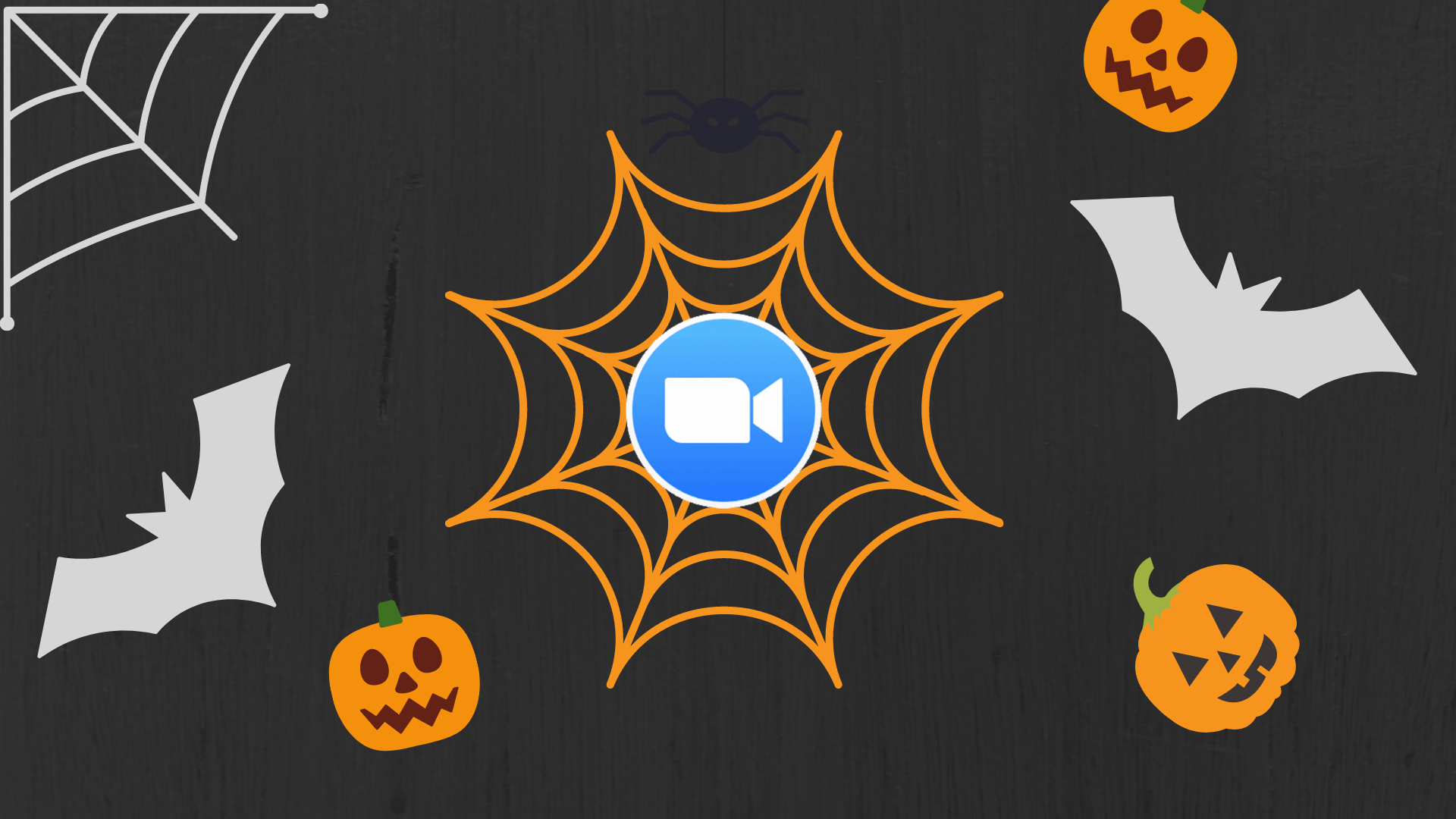 halloween zoom backgrounds