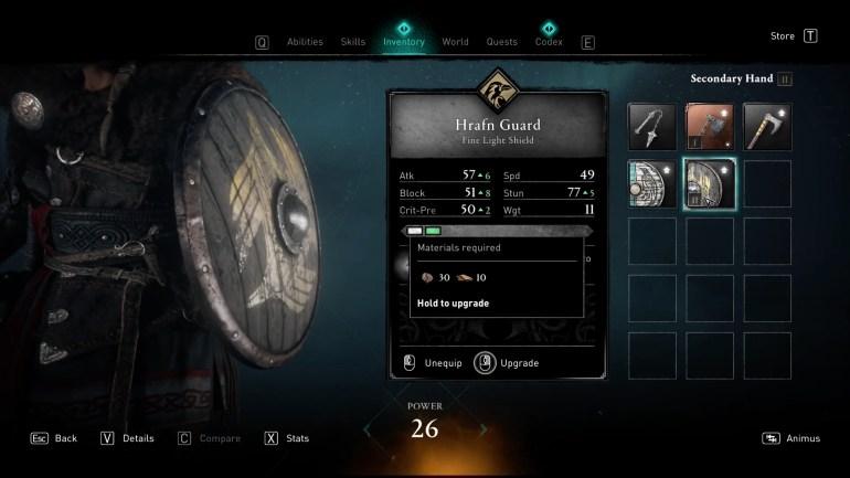 Assassins Creed Valhalla Venonis Armor - Secret Chest