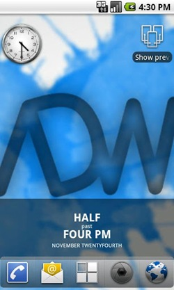 ADW.Launcher for android2