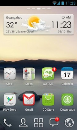 GO Launcher EX  for android
