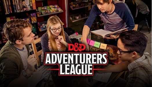 I Went to My First D&D Organized Play Event (and You Should Too!)
