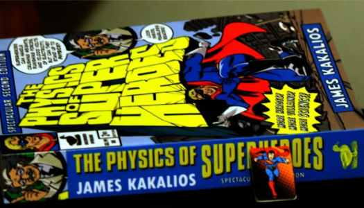 Nerd Alert: The Physics of Superheroes