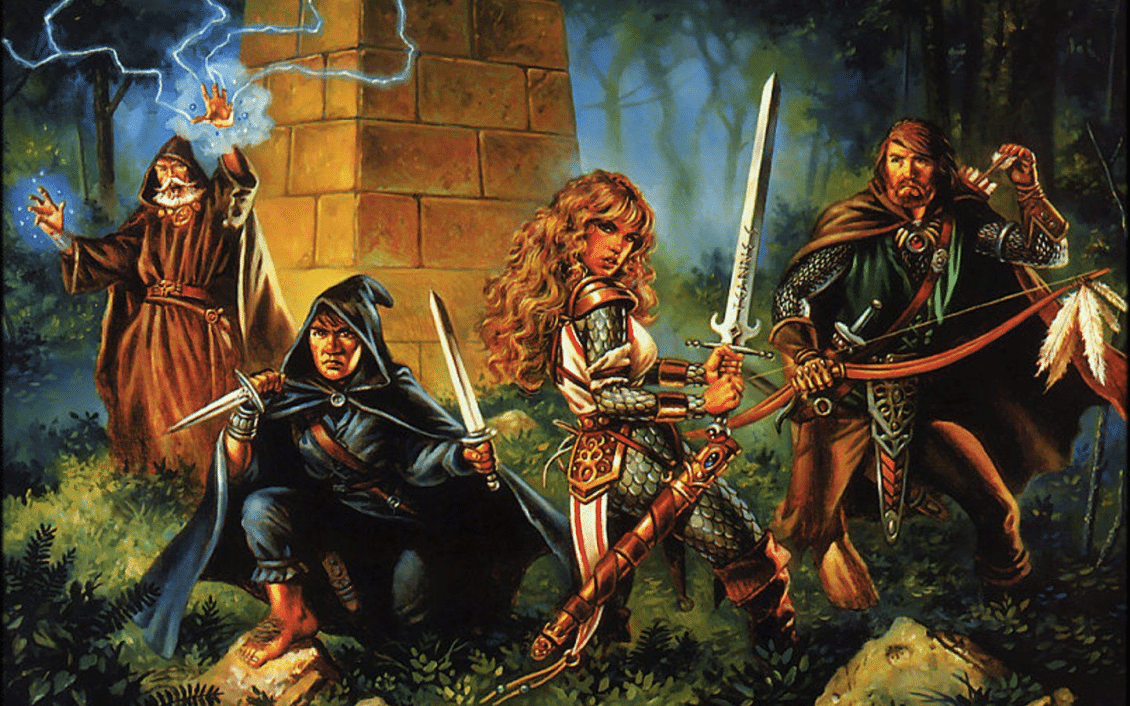 Party of Five: Easy Ideas for a Full Adventuring Party of D&D