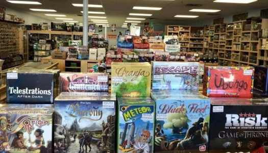 Big Shifts in the Board Game Business