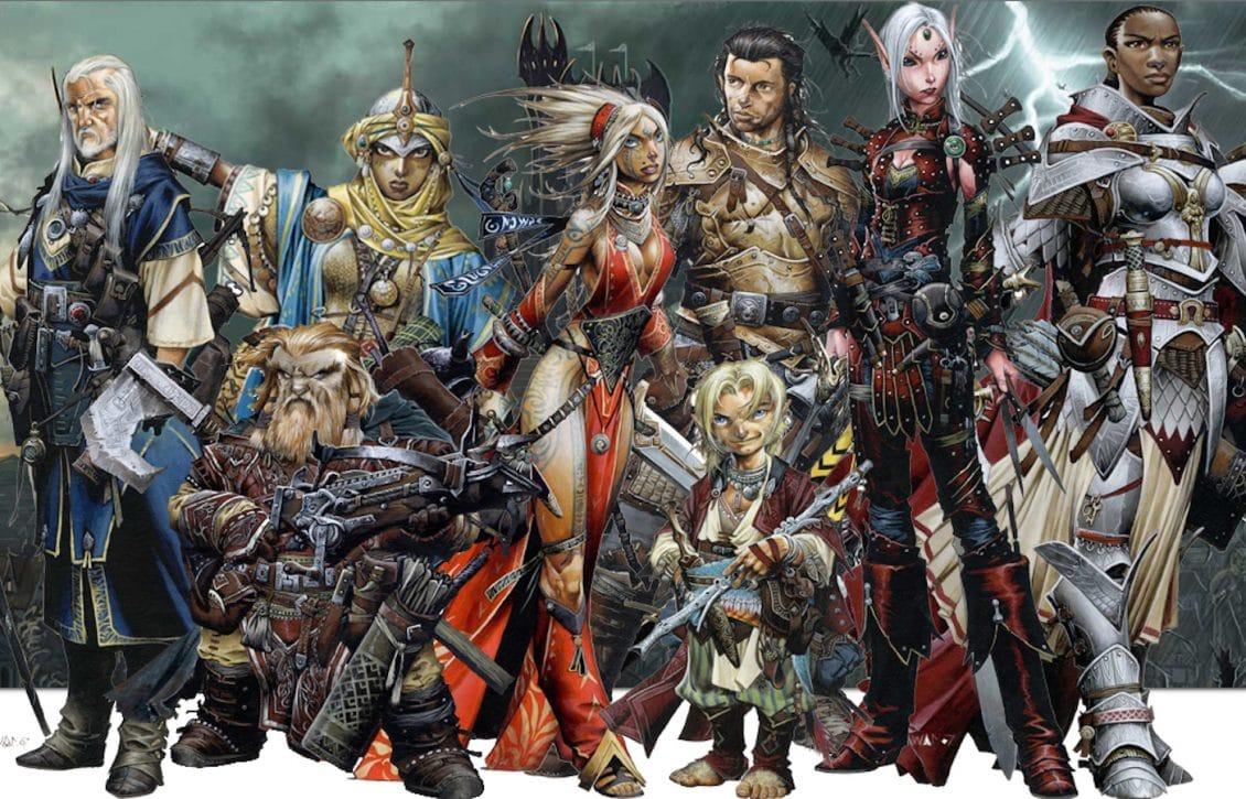 an introduction to the analysis of role playing games Chapter 8 media and technology  do not mean there is no role for video games,  avatars (the characters you play in online games like world of warcraft .