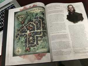 Review of Curse of Strahd