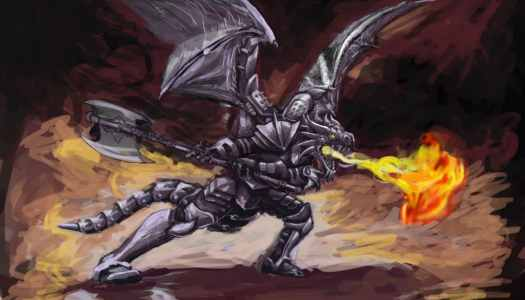 D&D 5e Dragonborn Barbarian: A Look at the Race and Class