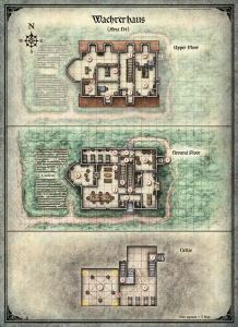 curse of strahd map wachterhaus