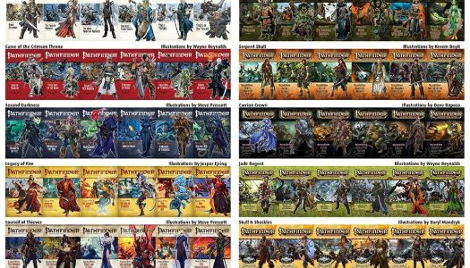 A Beginners Guide to Every Pathfinder Adventure Path