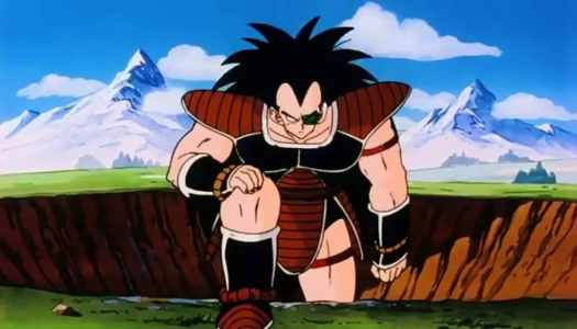 Dragon Ball Z: In Defense Of Raditz