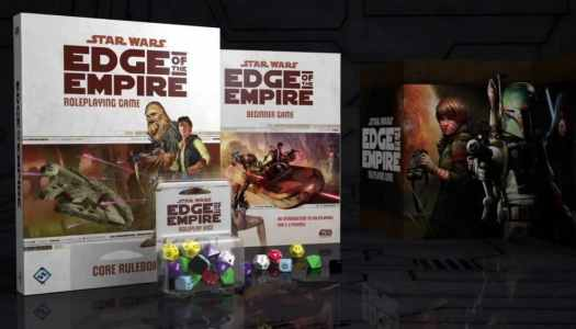Star Wars Edge of Empire RPG Game Review