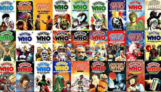 A Guide to the Doctor Who Books (1963-1989)