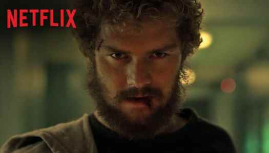 Hall Fights: Iron Fist