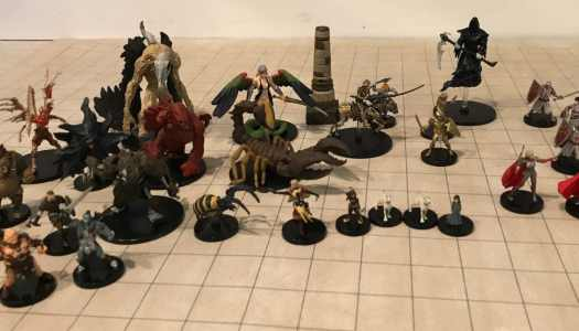 A Beginner's Guide to Pen-and-Paper RPG Miniatures