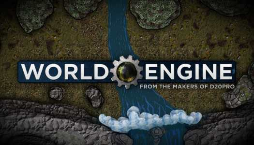 World Engine: The RPG Map Builder of the Future