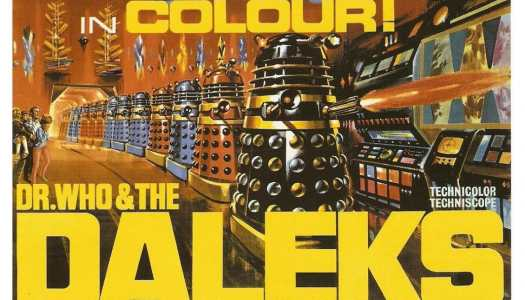 Dalekmania: The Doctor Who Movies of the 1960s