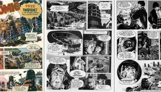 The History of Doctor Who Comics (1964 – 1996)