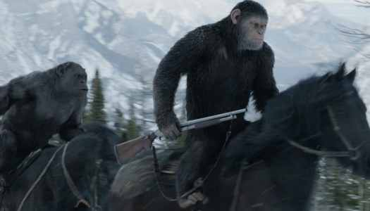 Review of War for the Planet of the Apes: Apes Strong. Together.