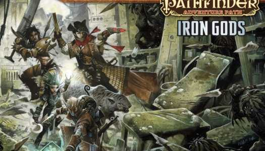 An Introduction to Starfinder via the Iron Gods Adventure Path