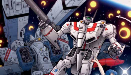 A Video Introduction to Robotech #1