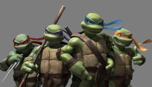 Ninja Tortles? Yes, please! A New Supplement Allows Us to bring TMNT to D&D.