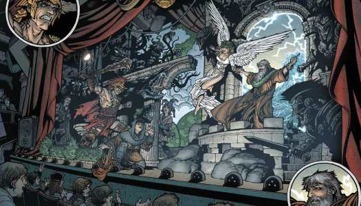 An Introduction to Locke and Key: A Fantastic, Lovecraftian Horror Comic