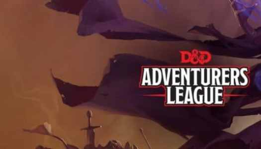 Find Out What's New with the  D&D Adventurers League Organized Play