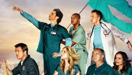 Why You Should Watch Scrubs, A Supremely Nerdy Show