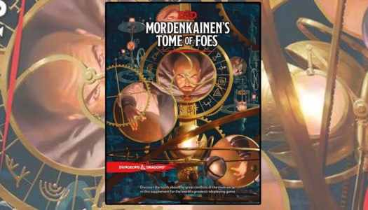 Mordenkainen's Tome of Foes: DnD's next book