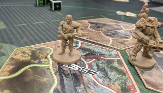 Surviving the Wasteland with the Fallout Board Game