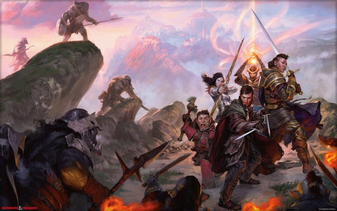 A Newbie S First Impressions Of Dungeons And Dragons Nerds On Earth
