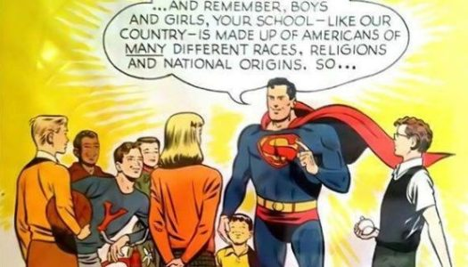 Truth, Justice and the American Way has Deep Roots: Superman and the Klan