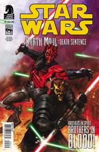 Darth Maul: Death Sentence