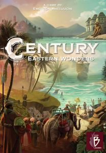 Century Eastern Wonders by Plan B Games
