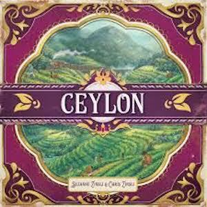 Ceylon by Ludonova
