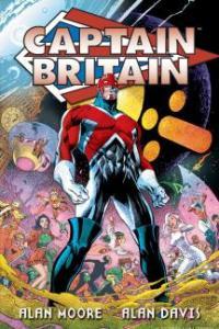 Captain Britain (Marvel UK)