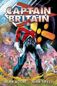 Captain Britain (Marvel UK)