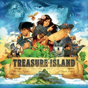 Treasure Island by Matagot