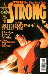 Tom Strong (Wildstorm/ABC)