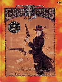 Deadlands (1st edition)