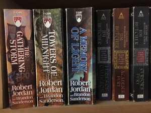 NPR's Top 100 Sci-Fi/Fantasy Books
